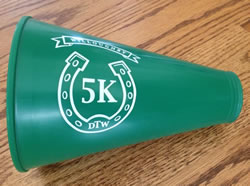 Downtown Willoughby 5k Megaphones
